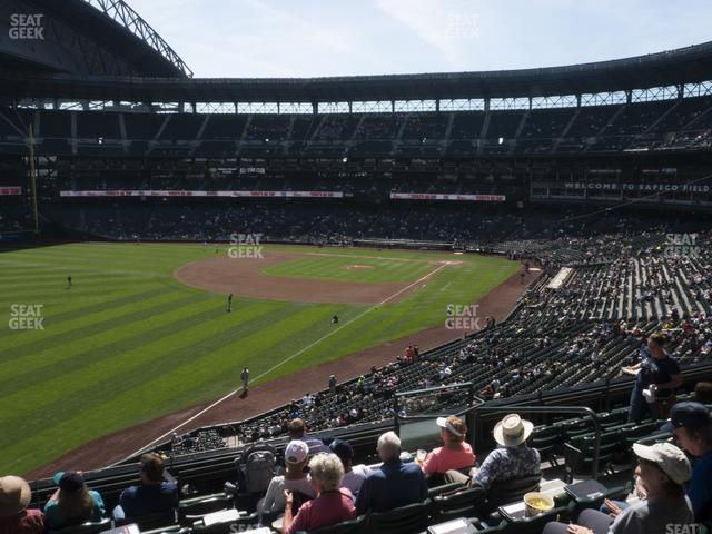 T-Mobile Park Section 249 view