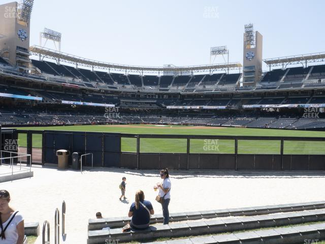 Petco Park Waterfront Lower view