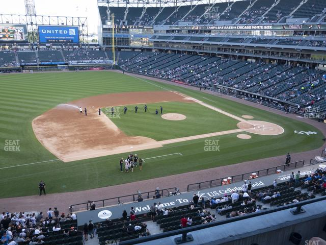 Guaranteed Rate Field Section 342 view