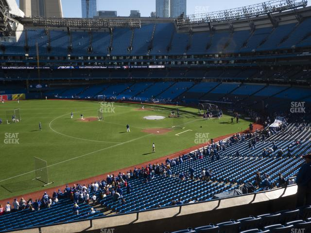 Rogers Centre Section 235 R view
