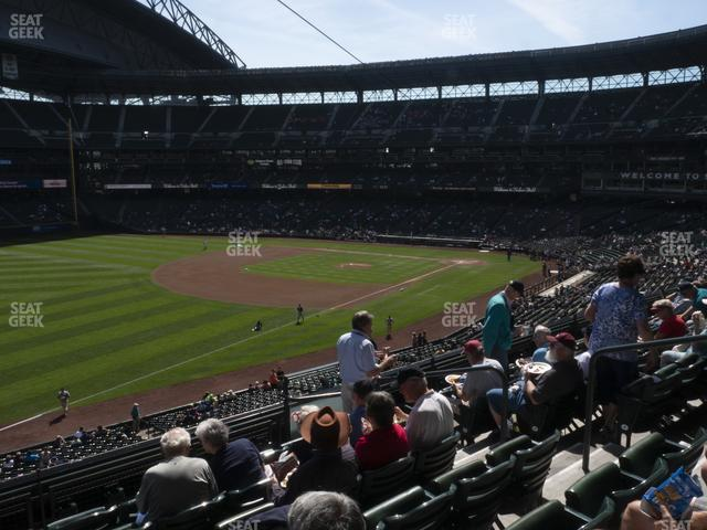 T-Mobile Park Section 246 view