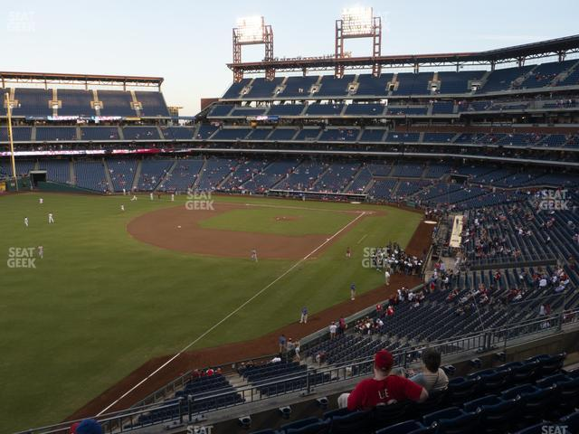 Citizens Bank Park Section 236 view