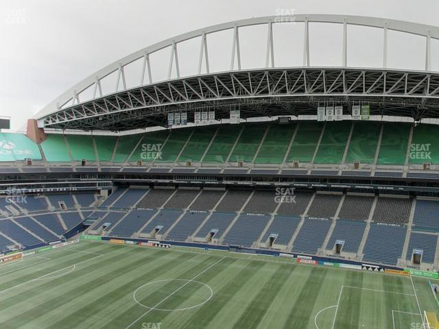 CenturyLink Field Upper 305 view