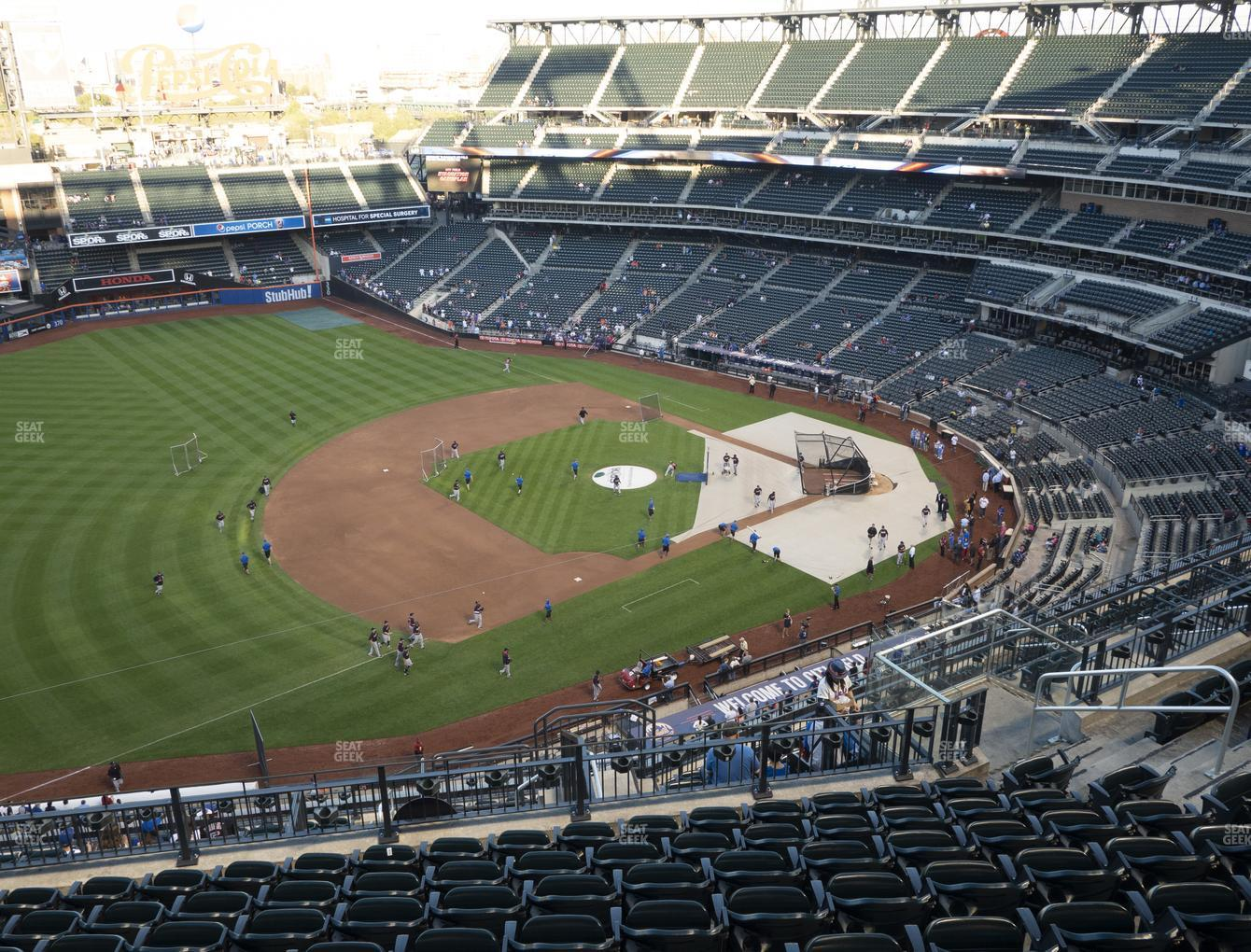 New York Mets at Citi Field Section 524 View