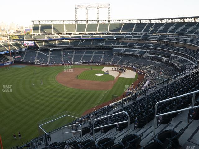 Citi Field Section 529 view