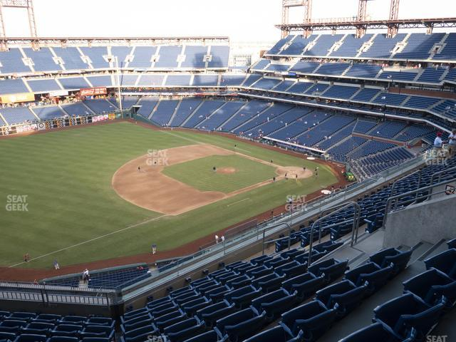 Citizens Bank Park Section 430 view