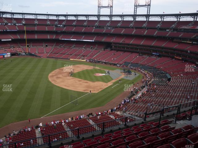 Busch Stadium Left Field Pavilion 365 view