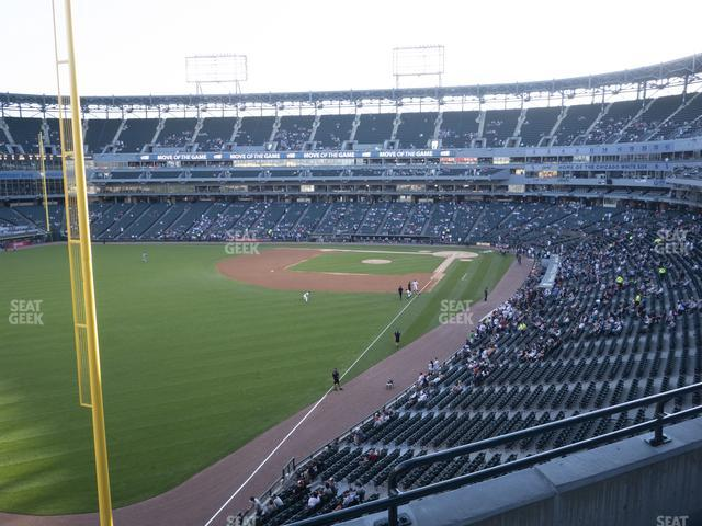Guaranteed Rate Field Section 356 view