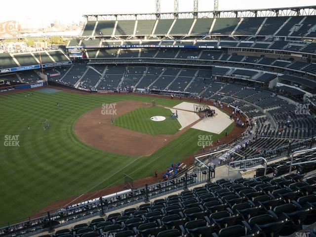 Citi Field Section 526 view