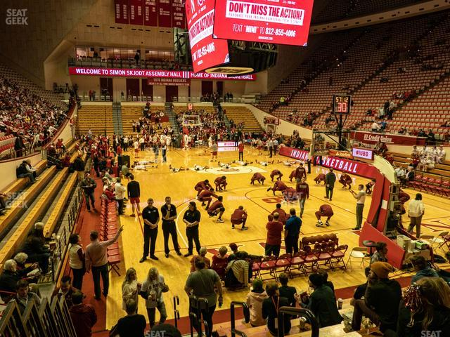 Assembly Hall - IN Section 7 view