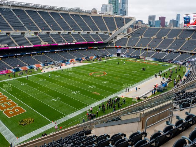 Soldier Field Section 315 view