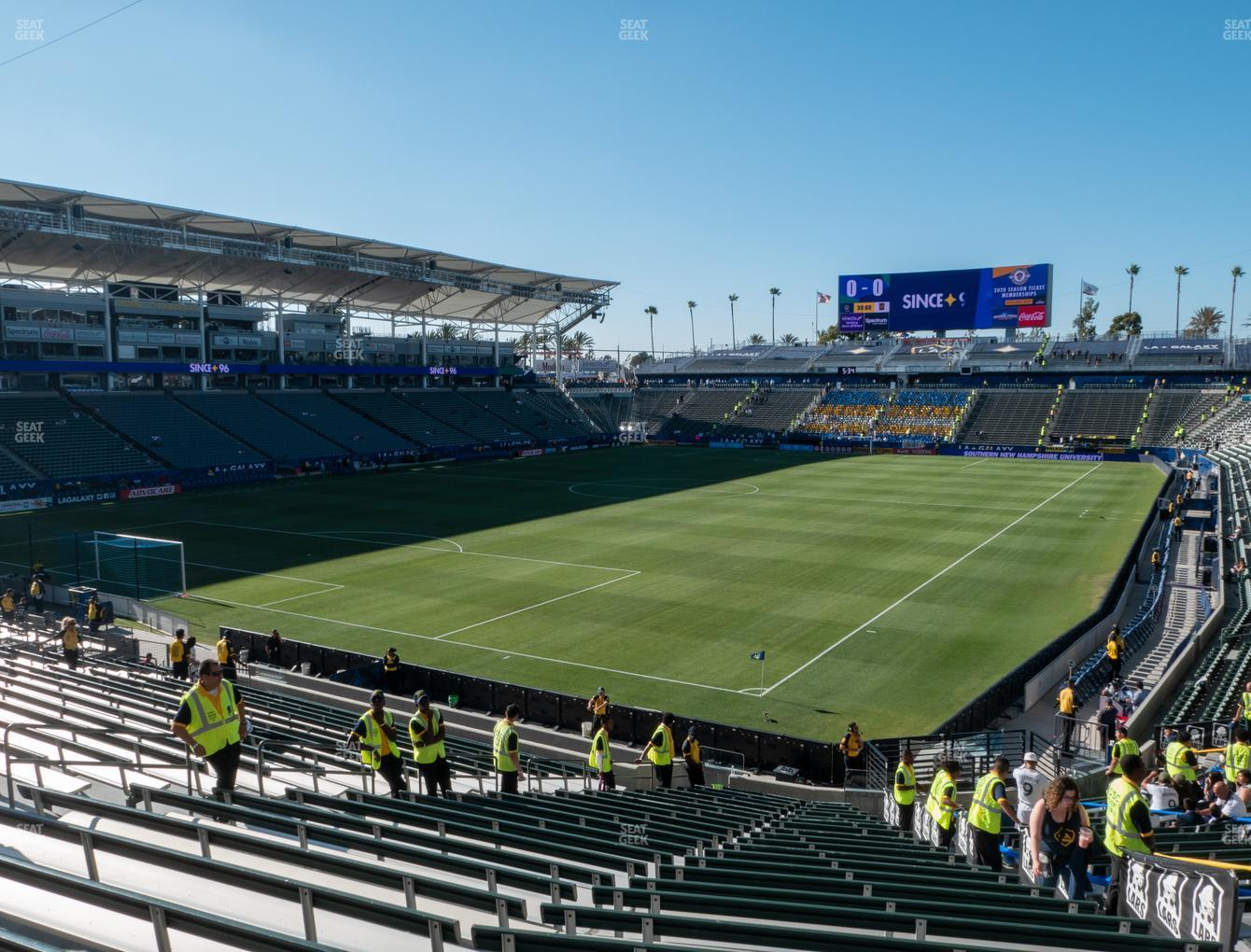 Dignity Health Sports Park Section 139 Seat Views | SeatGeek