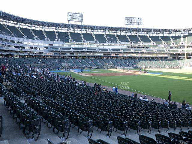 Guaranteed Rate Field Section 111 view