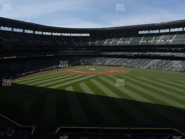 T-Mobile Park Section 194 view