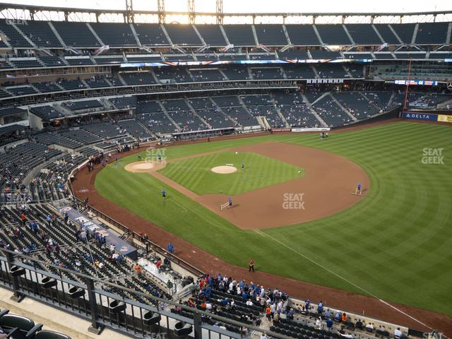 Citi Field Section 403 view