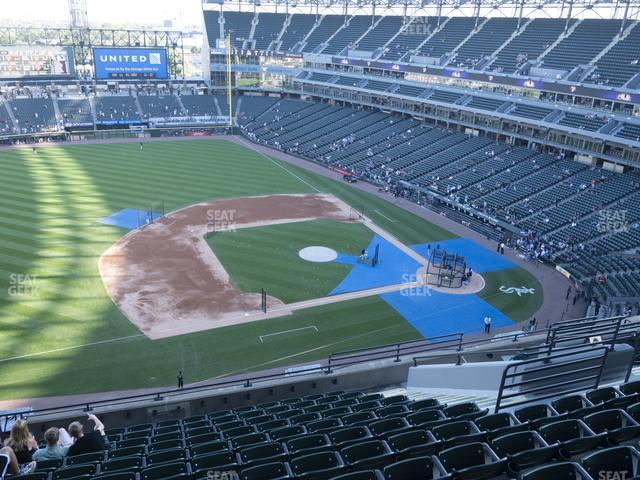 Guaranteed Rate Field Section 542 view