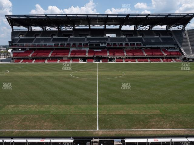 Audi Field Section 127 view