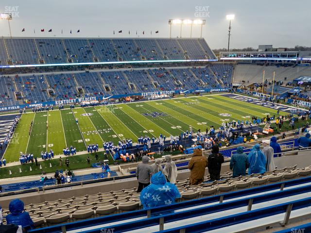 Kroger Field Section 224 view