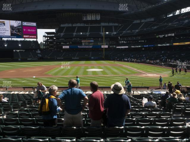 T-Mobile Park Section 137 view
