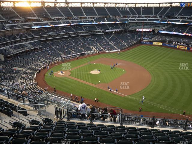 Citi Field Section 504 view