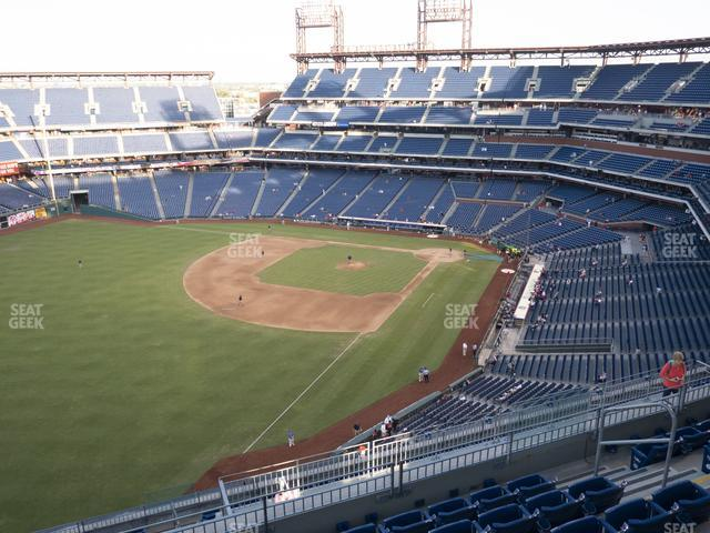 Citizens Bank Park Section 434 view