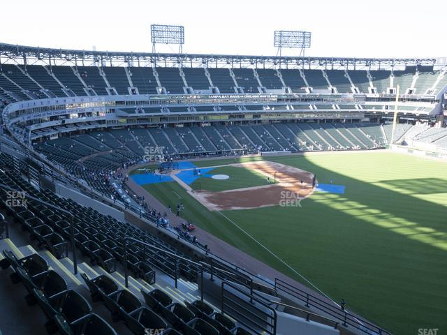 Guaranteed Rate Field Section 510 view