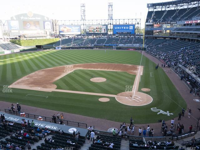 Guaranteed Rate Field Section 335 view