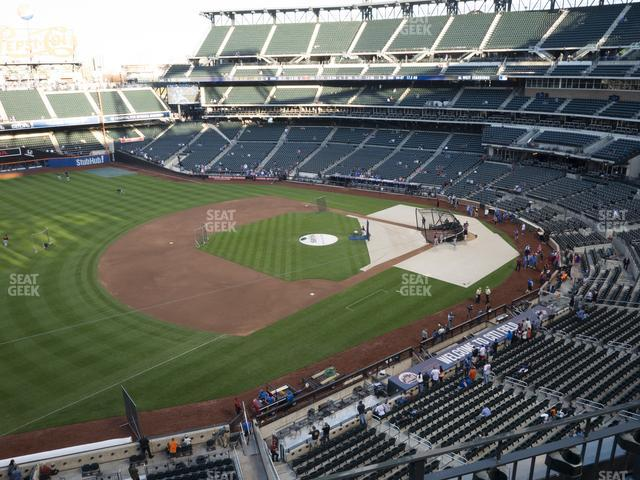 Citi Field Section 425 view