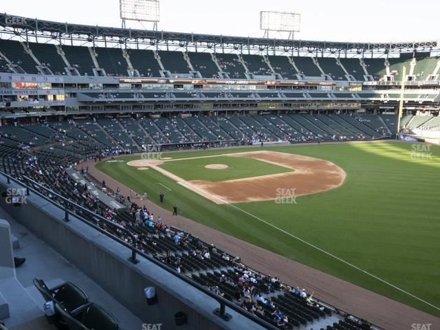 Guaranteed Rate Field Section 314 view