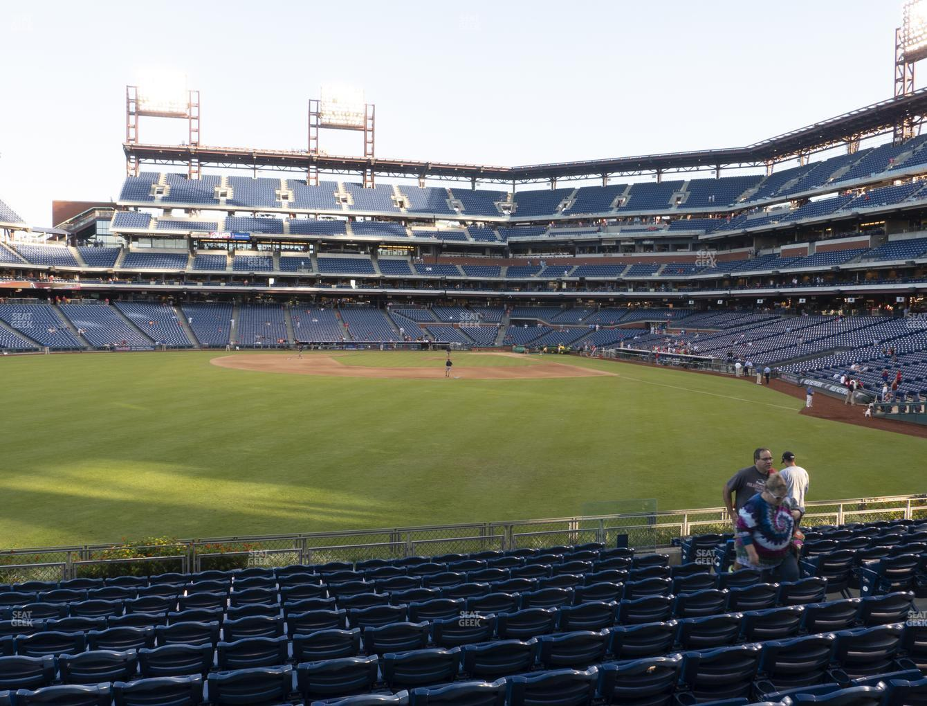 Citizens Bank Park Section 144 Seat Views Seatgeek