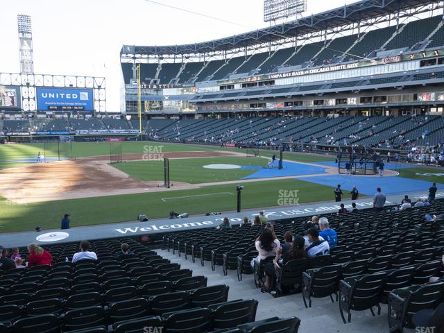 Guaranteed Rate Field Section 142 view