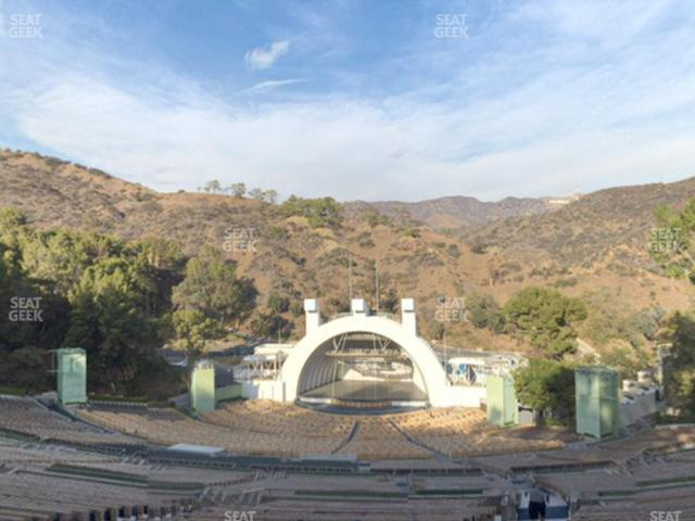 Hollywood Bowl Section V 1 view