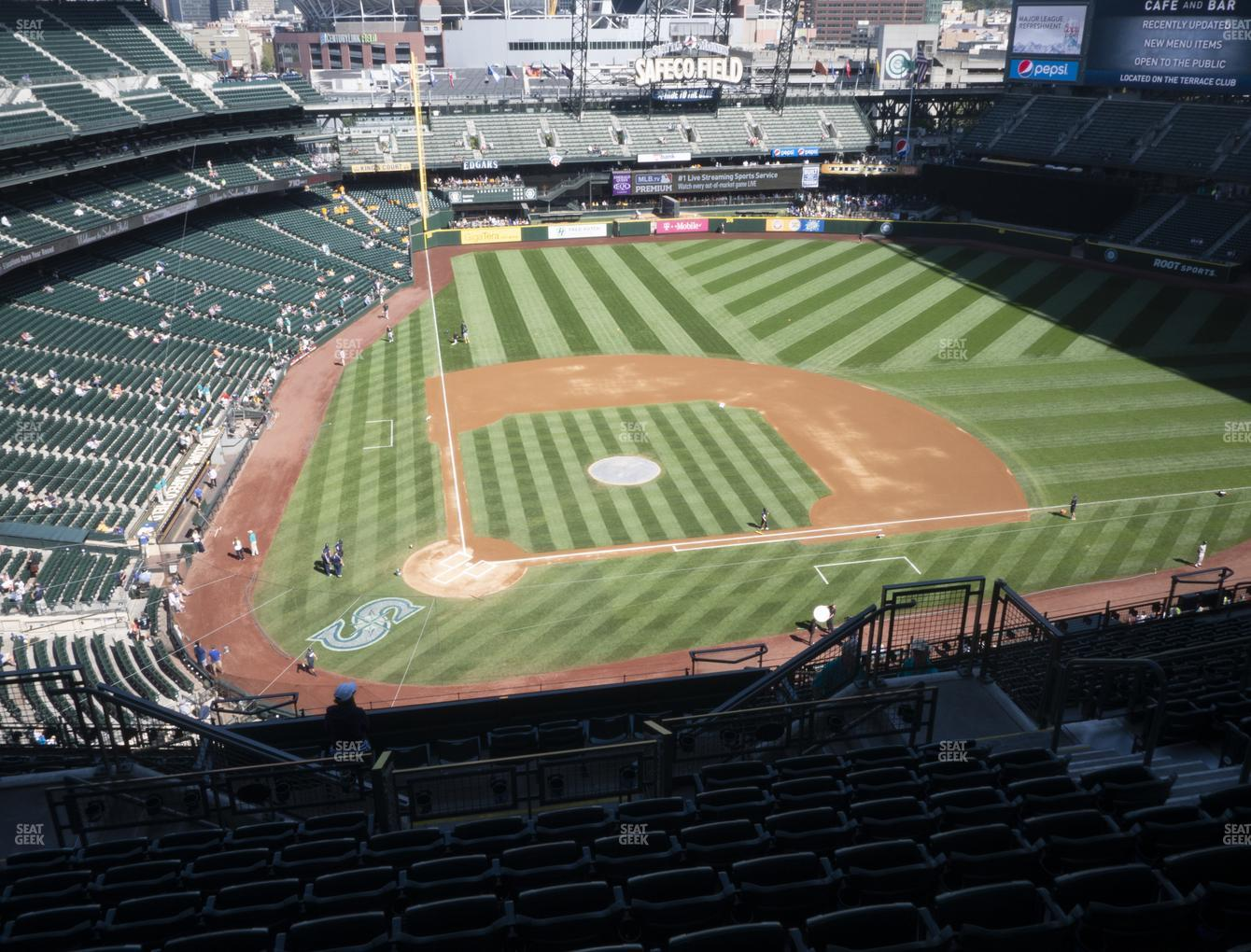 Seattle Mariners at T-Mobile Park Section 326 View