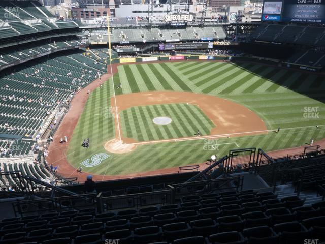 T-Mobile Park Section 326 view