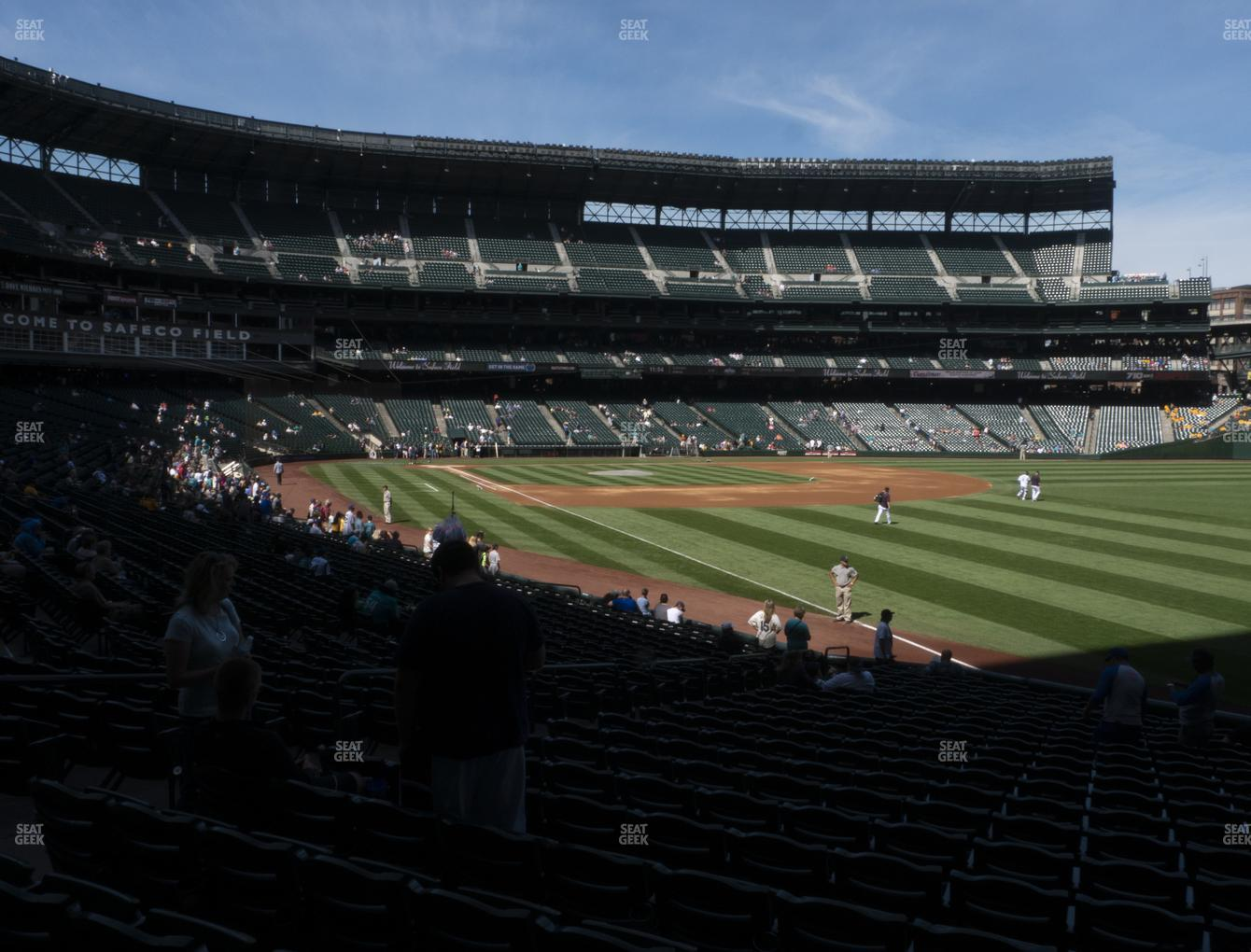 MLB at T-Mobile Park Section 112 View