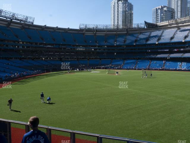 Rogers Centre Section 106 L view