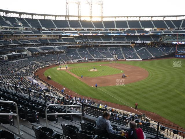 Citi Field Section 306 view