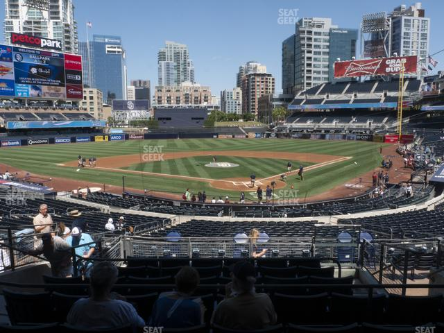 Petco Park Premier Club E view
