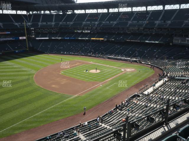 T-Mobile Park Section 344 view