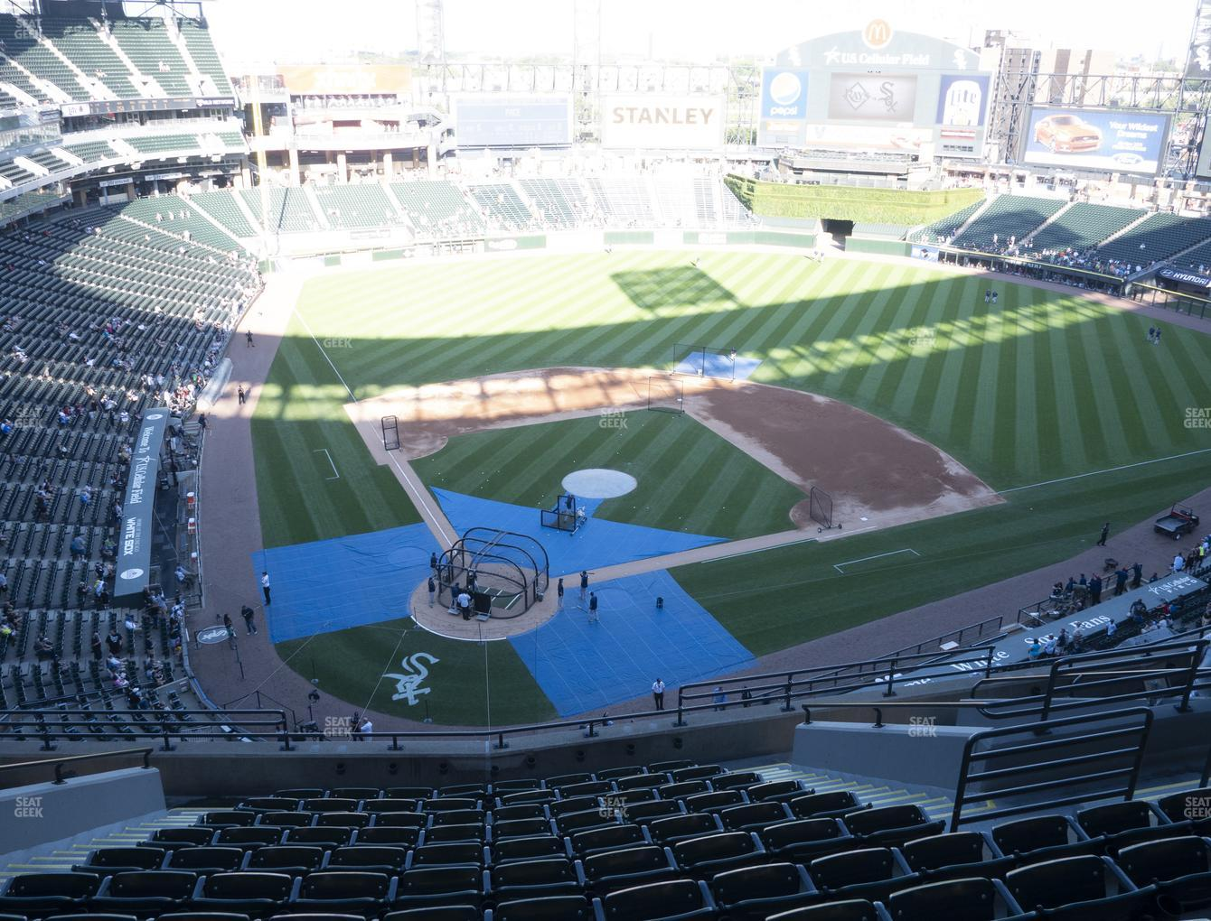 Chicago White Sox at Guaranteed Rate Field Section 529 View