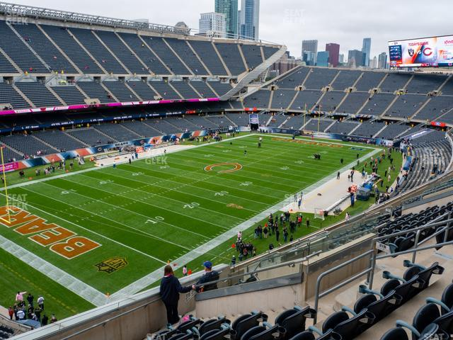 Soldier Field Section 316 view