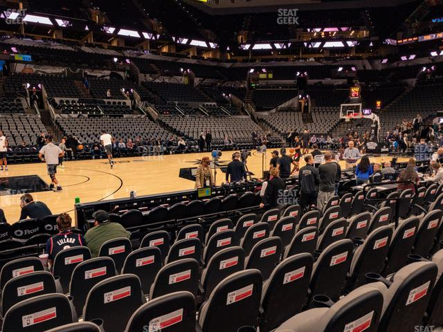 AT&T Center Charter 10 view