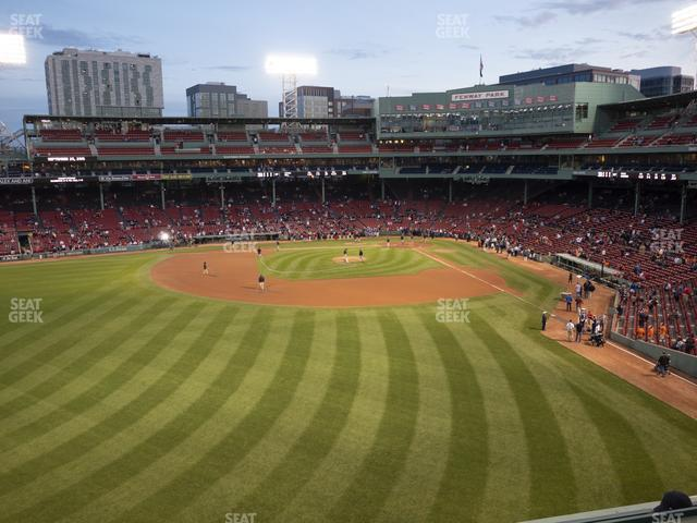 Fenway Park Green Monster 5 view