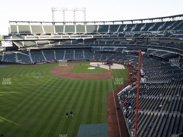 Citi Field Section 431 view