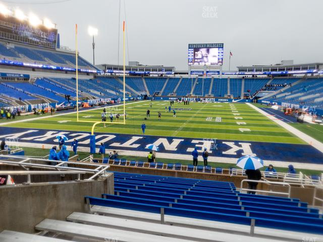 Kroger Field Section 37 view