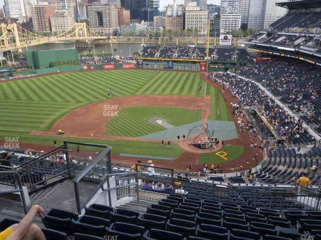 PNC Park Section 320 view