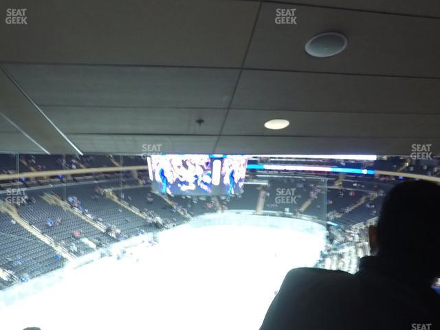 Madison Square Garden Section 419 view