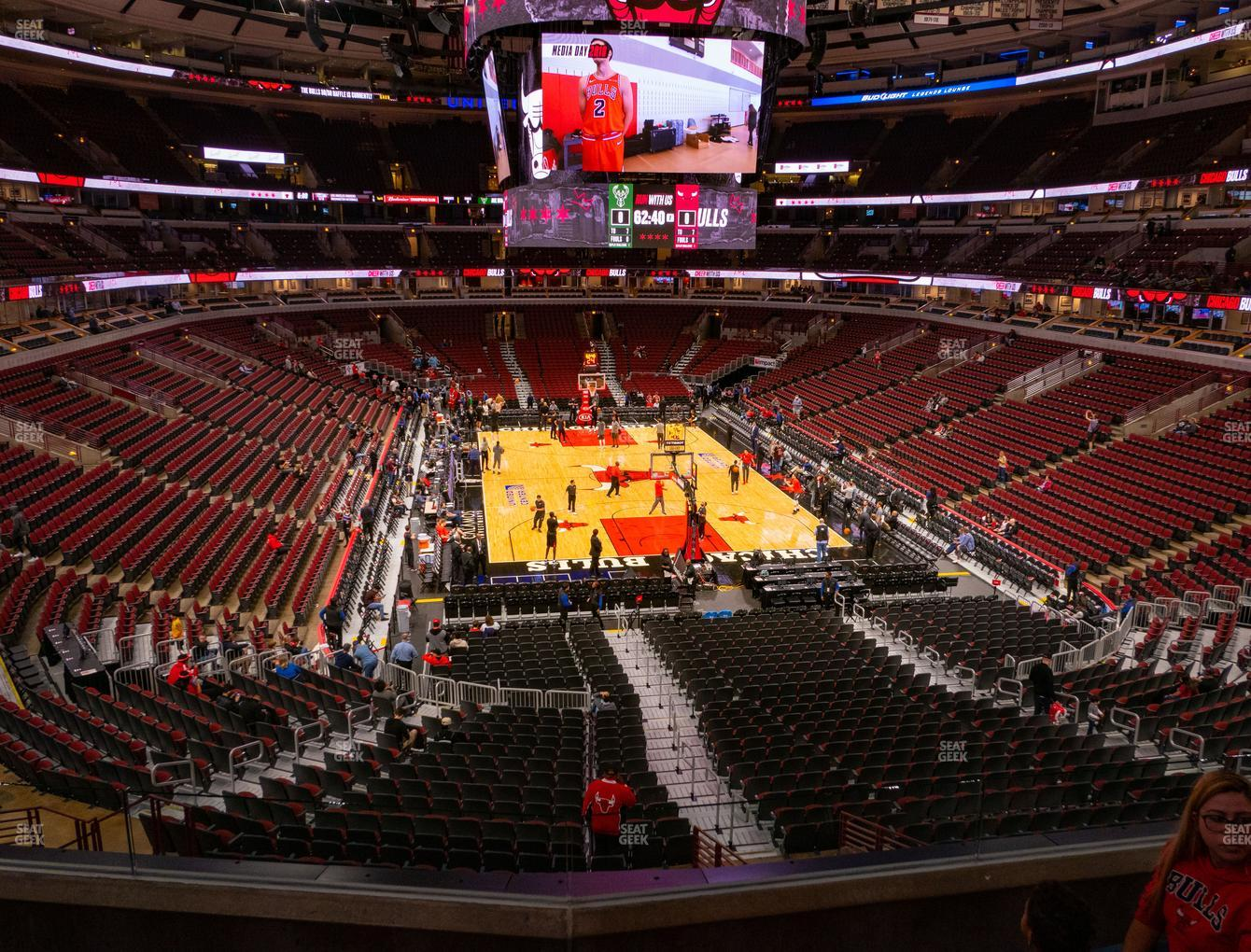 United Center Section 227 Seat Views | SeatGeek