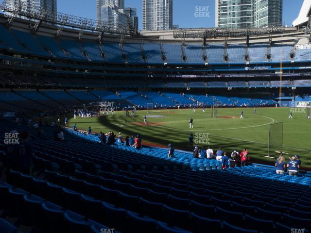 Rogers Centre Section 113 AR view
