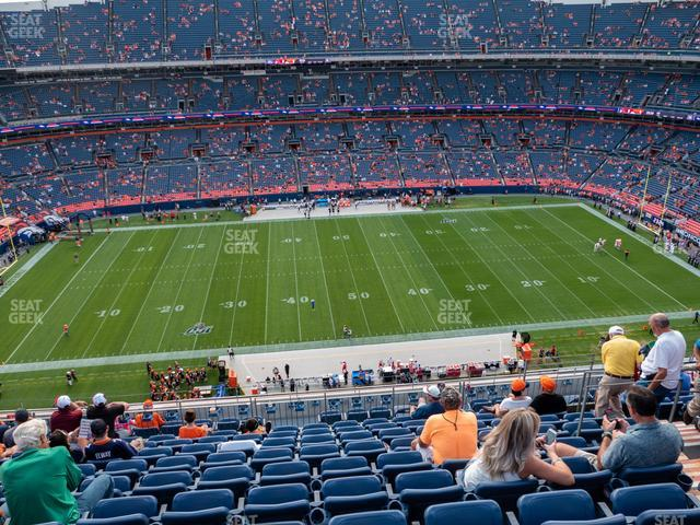 Empower Field at Mile High Section 535 view